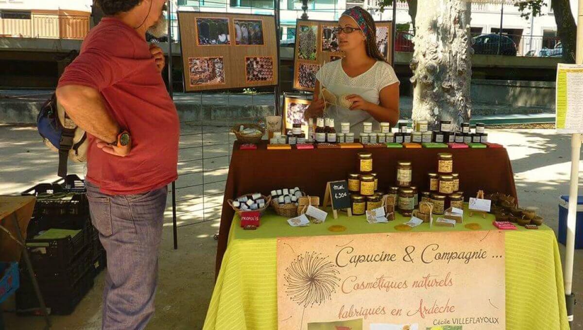 Ethnoplante: Plantes et Paysannerie en fête les 2 et 3 mai à Joyeuse (07)