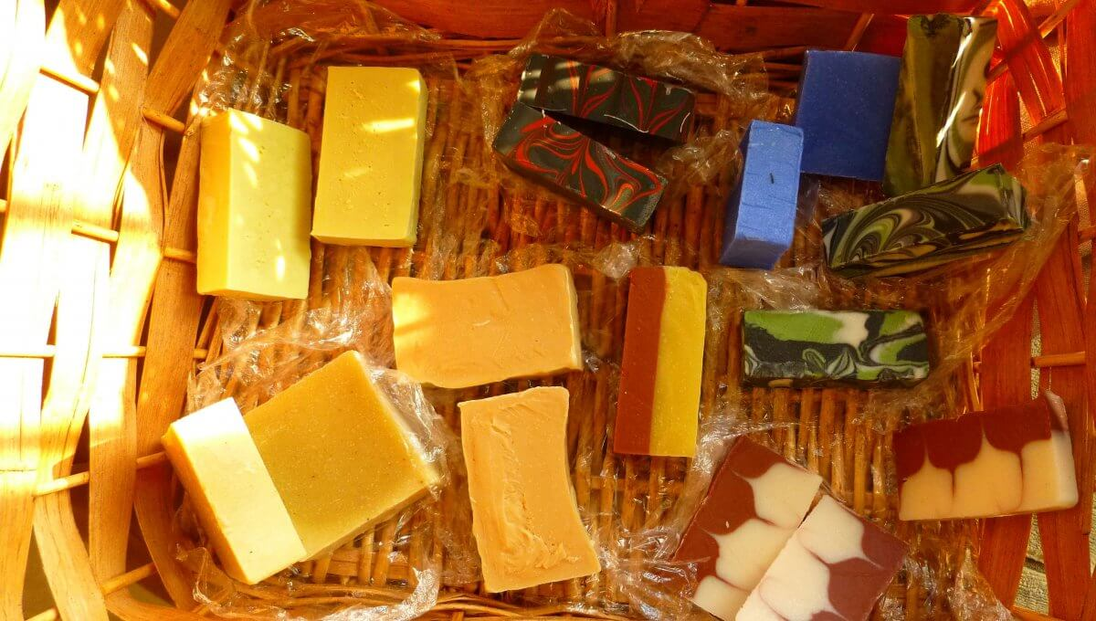 """Formation """"Fabriquer des savons avec les produits de la ferme"""""""