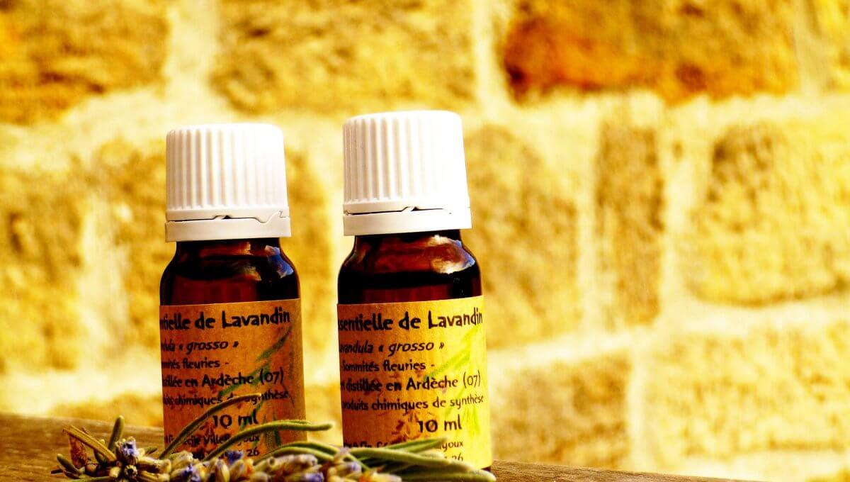 Huile essentielle de Lavandin