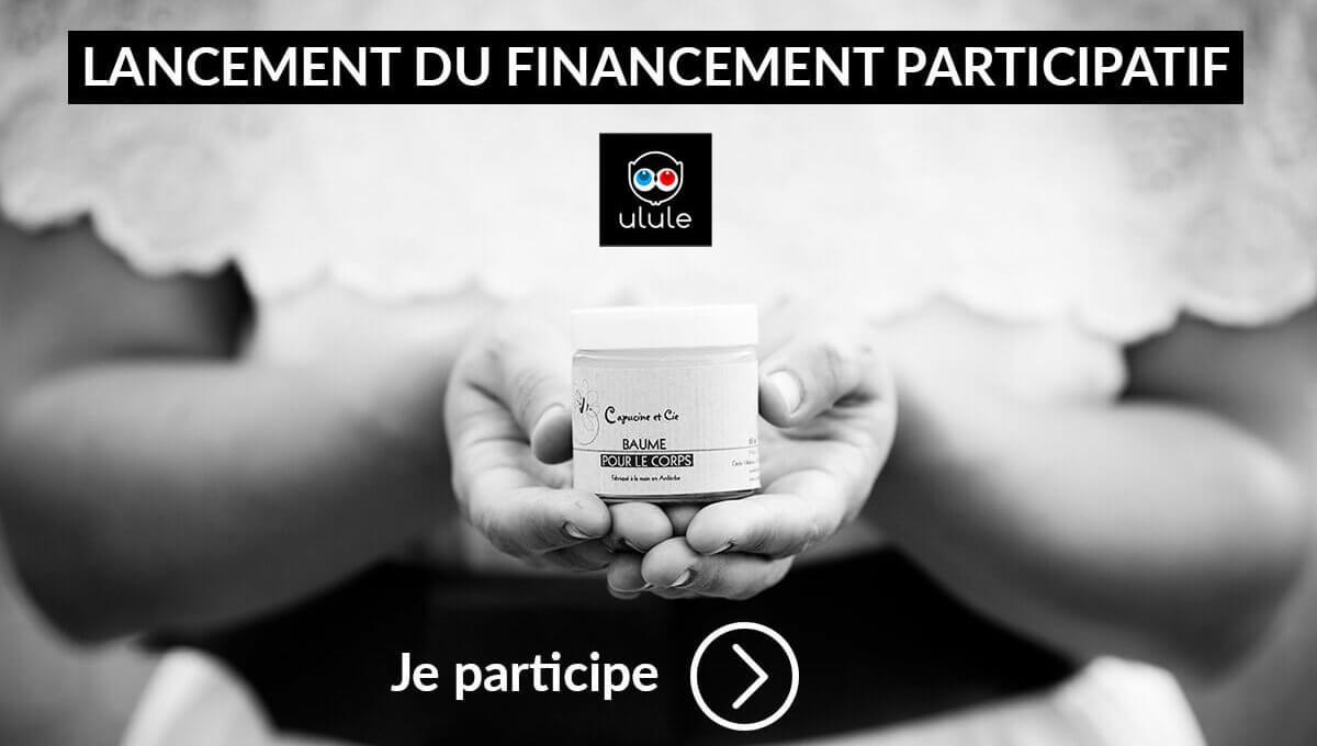 Le financement participatif pour Capucine & Cie