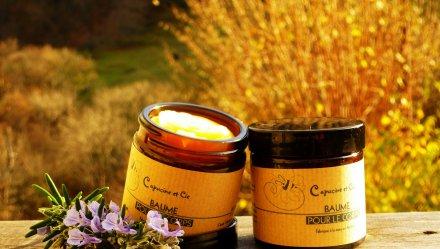 Crème hydratante naturelle pour le corps