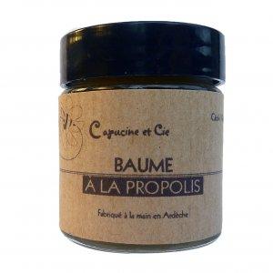 Baume propolis capucine et compagnie